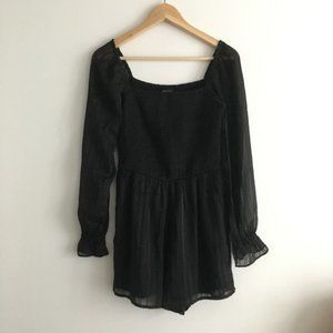 NWT Abercrombie & Fitch Jumpsuit Square Neck